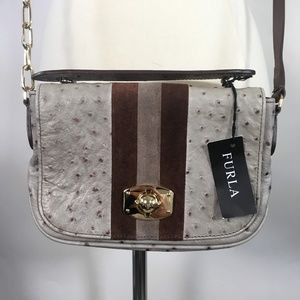 Furla Leather Crossbody Bag